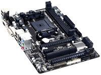 Gigabyte GA-F2A88XM-HD3 Motherboard CPU FM2+ AMD A88X APU DDR3 RAID USB3 HDMI