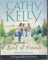Best of Friends Cathy Kelly 2 Cassette Audio Book Abridged Women's Fiction