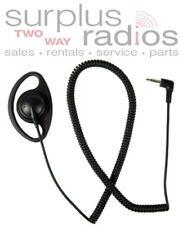 EH-1289SC 3.5mm LISTEN ONLY EARPIECE MOTOROLA ICOM KENWOOD VERTEX SPEAKER MICS