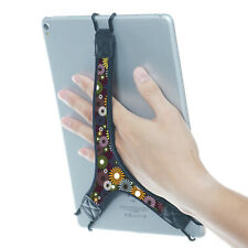 Security Hand Strap Finger Grip Holder for 9-10 inch Tablets-iPad Pro 11 in/10.5