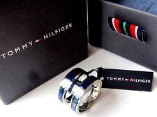 Tommy Hilfiger Designer Ring 50 = 15,9mm Edelstahl - Neu