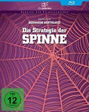 Die Strategie der Spinne - Bernardo Bertolucci (Strategia del ragno) [Blu-ray]