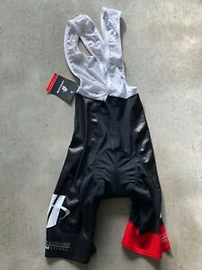 New Men's Hincapie Max Bib Shorts Black Size Small $190