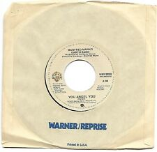 MANFRED MANN'S EARTH BAND  (You Angel You)  Warner Bros. 8850