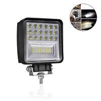 126W LED Arbeitsscheinwerfer Strahler Scheinwerfer Driving Lampe 12V-24V Offroad