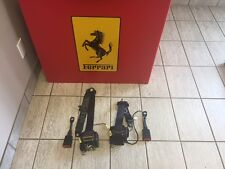 FERRARI 575 SUPER AMERICA SAFETY BELTS