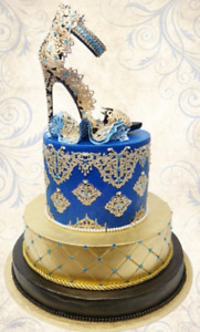Damask Edible Cake Lace Tiles.      New Design Plus  New Lower Price