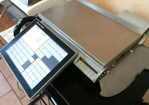 Mettler Toledo UC-SPCT-M Etiketten und Vorverpackungswaage überholt