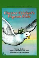 Chester Crickets Pigeon Ride (Chester Cricket)