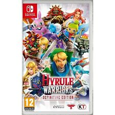 Hyrule Warriors: Definitive Edition - Nintendo Switch Game - Free Shipping!