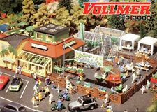 HUGE VOLLMER HO KIT ~ 'SPRING FESTIVAL' ~ 1/87 PLASTIC MODEL #3003