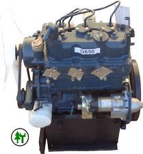 Dieselmotor Motor Kubota D650 14,3PS 675ccm gebraucht BHKW Diesel