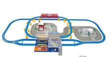 Tomica Hypercity Megatropolis Super Play-set Blue Track trackmaster thomas
