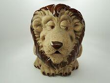 Vintage Royal Haeger Pottery Lion Planter