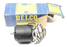 1 Delco GM Corvair Heater Defroster Motor ~ 5044383 ~ 5044411