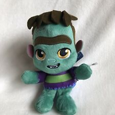 Netflix Super Monsters Frankie Mash Plush Doll Toy Halloween Plush