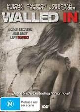 Walled In * NEW DVD * Mischa Barton Deborah Kara Unger Cameron Bright