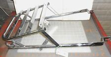 YAMAHA XS750 TX650 LUGGAGE RACK NOS 1972-1974 CHROME ACCESSORY FREE SHIPPING