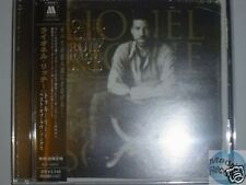 LIONEL RICHIE ( CD ) TRULY THE LOVE SONGS IMPORT JAPON