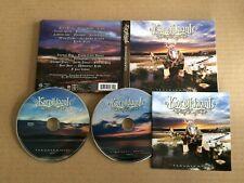 Korpiklaani – Tervaskanto CD + DVD (2007) Napalm Records NPR 212 USA EUROPE