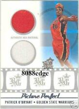 2006-07 BIG GAME JERSEY/SHORTS COMBO RELIC: PATRICK O'BRYANT #51/99 DUAL SWATCH