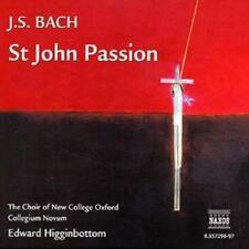 Johann Sebastian Bach : St. John Passion (Higginbottom, Choir of New College