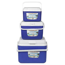 3-in-1 Cooler Box (Blue)