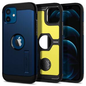 iPhone 12 Pro Max Mini Pro Case | Spigen [ Tough Armor ] Dual Layer Cover