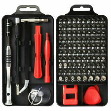 112PCS Precision Magnetic Screwdriver Set Torx Electronic Laptop Repair Tool Kit