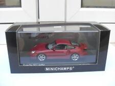 Porsche 911 Turbo 2000 red Minichamps 430069306 MIB 1:43 944 968 BEAUTIFUL RARE