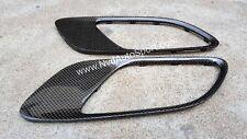 BMW E90 M3, E92 M3 Carbon fiber bonnet / Hood vent trims
