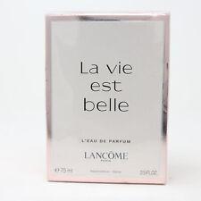 La Vie Est Belle by Lancome L' Eau De Parfum 2.5oz/75ml Spray New With Box