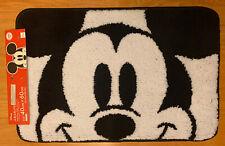NEW!! Disney Mickey Mouse x Daiso Japan Fluffy Door Rug Floor Mat Bath Bedroom