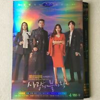 Korean Drama Crash Landing on You 2020 DVD English Subtitle Hyun Bin Son Ye Jin