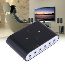 USB 5.1 7.1Channel External Optical Audio Sound Card Adapter Laptop Notebook PC