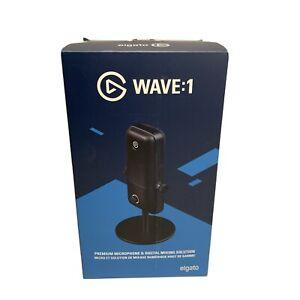ELGATO WAVE 1 Premium USB Condenser Microphone - used once
