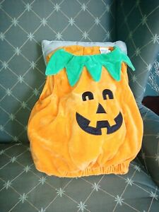 VGC Target Infant Child's12-18 M Pumpkin Costume.    J30