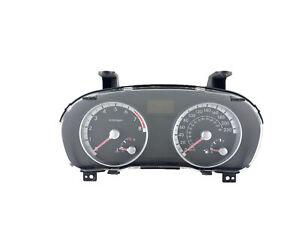 2006-2008 Hyundai Accent Speedometer KPH Instrument Cluster 166K OEM