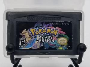 Pokemon My Ass Version for Game Boy Advance | 18+ | US Seller