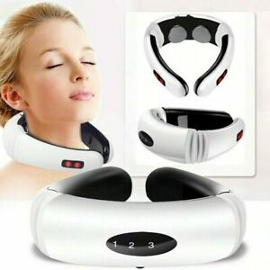 Electric Neck Massager Body Shoulder Relax Massage for Relieve Pain Therapy