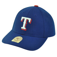 MLB '47 Brand Youth Texas Rangers  Adjustable Boys Blue Hat Cap Baseball
