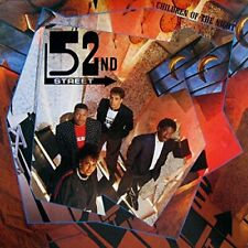 "52nd STREET - CHILDREN OF THE NIGHT 2008 REMASTERED CD 1985 ALBUM + 12"" MIXES !"