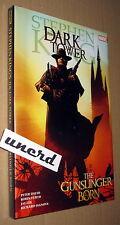 Stephen King's The Dark Tower # 1: Gunslinger Born 1st Print HC - New + Sealed