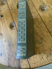 Franklin Library Leather 1979 Hardcover Book Moby-Dick Herman Melville
