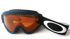 Oakley lunettes de neige-e-cadre bleu métallique neuf & authentique - 30,000+ évaluation
