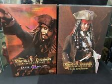 Brand New - Jack Sparrow Pirates of the Caribbean at Worlds End Hot Toys MMS42