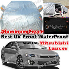 For Mitsubishi Lancer Best Aluminum Car cover Guarantee waterproof car cover