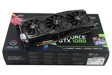 ASUS GeForce GTX 1080 8GB Rog STRIX OC Edition - GTX1080-O8G