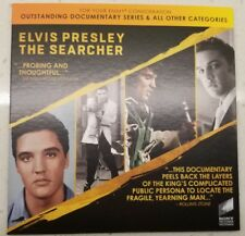 ELVIS PRESLEY THE SEARCHER AUTHORIZED PROMO EMMY Release DOCUMENTARY 2018