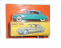 "DIE CAST "" CITROEN DS 19 "" DEAGOSTINI DINKY TOYS"" Scala 1/43"